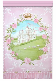 le somptueux palais rose fran�ais personalized wall hanging
