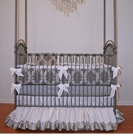 lenox crib bedding
