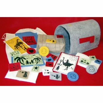 lets play mail activity set