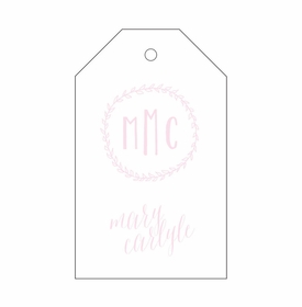 Letterpress Gift Tag-T105