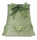 light green large floral bouquet shade