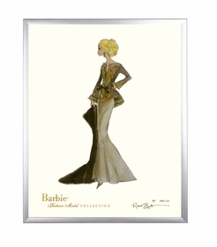 limited edition barbie print (capucine)