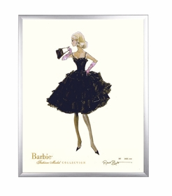 limited edition barbie print (enchantment)