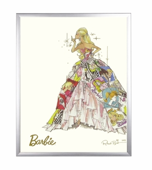 limited edition barbie print (generation of dreams)