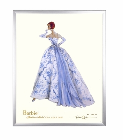 limited edition barbie print (provencale)