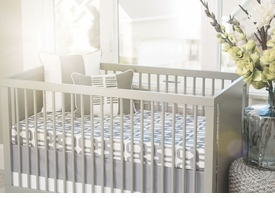 link crib bedding set