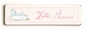 little princes vintage sign
