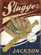 little slugger vintage sign