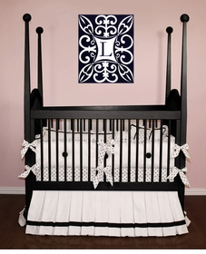 lizzie crib bedding