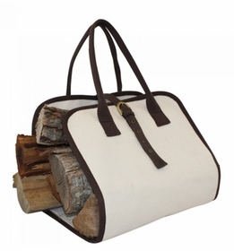 log carrier bag
