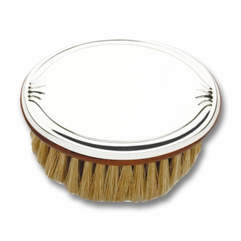 london sterling silver baby brush