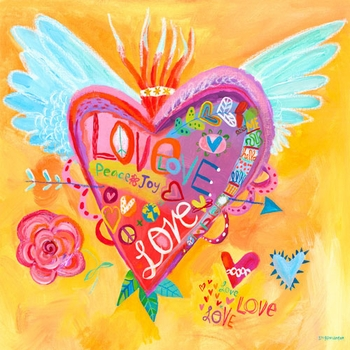 love for all wall art