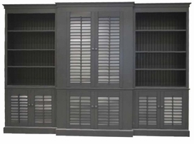 lowcountry wall unit