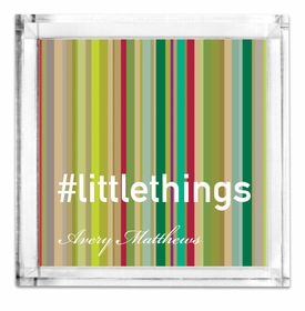 Lucite Petite Littlethings Tray
