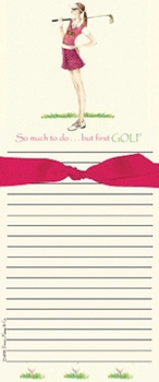 lucky lauren note pad  - SOLD OUT