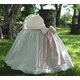lulla smith bassinet band and bow