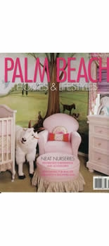 Lulla Smith Palm Beach Homes & Lifestyles, May-June, 2007
