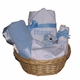 luxury baby boy gift basket