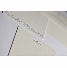 maclean baby stationery