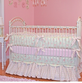 madison crib bedding set