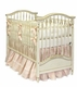 madison crib versailles creme