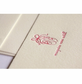 maguire baby stationery
