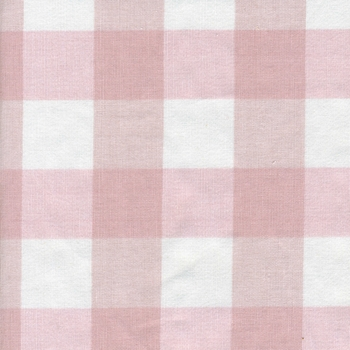 maia/pink and white fabric