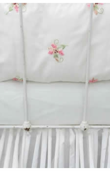 marbella crib bedding