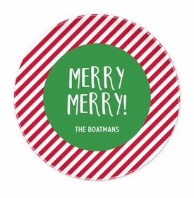 Merry Merry Plate