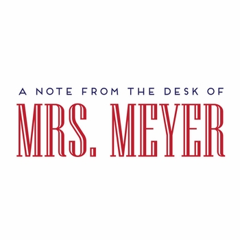 Meyer Note Pad