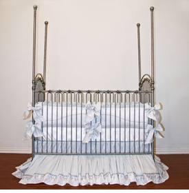moet crib bedding