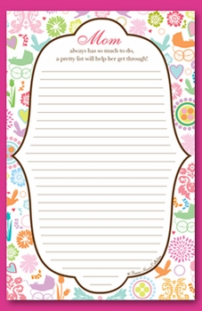 mom's list perfect pad  - SOLD OUT