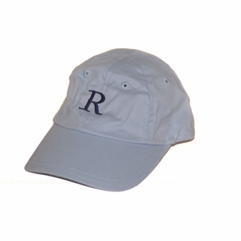 monogrammed toddler baseball cap <br>