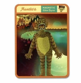 monster magnetic figures