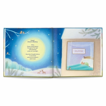 my little book of blessings personalized book