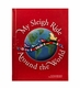 my sleigh ride around the world personalized book