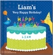 my very happy birthday book (boy)