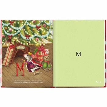 my very own christmas personalized book