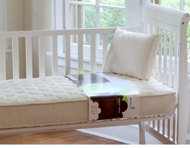 naturepedic organic crib mattress - quilted series<br><B> $359 - $399 </B>