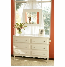 newport cottages dressers, chests & nightstands