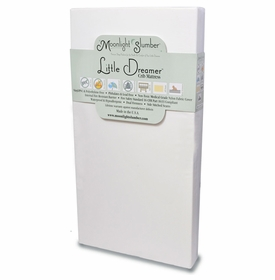 newport cottages little dreamer crib mattress