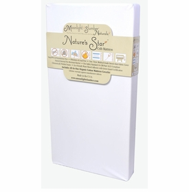 newport cottages nature's star crib mattress