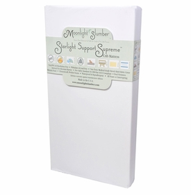 newport cottages starlight support supreme crib mattress