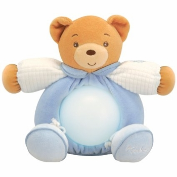 nightlight blue bear