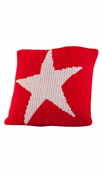 non-personalized pillow with star