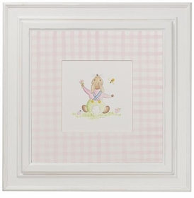 nursery animal print (rabbit)