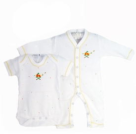 nursery time embroidered layette by gordonsbury