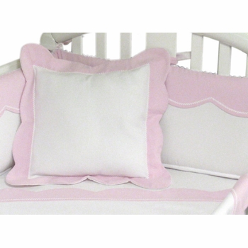 nuvola crib bedding