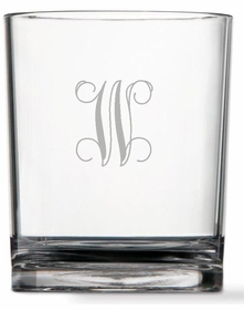 old fashioned barware -  (set of 6 glass)