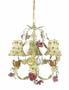 olive daisy pearl chandelier shade